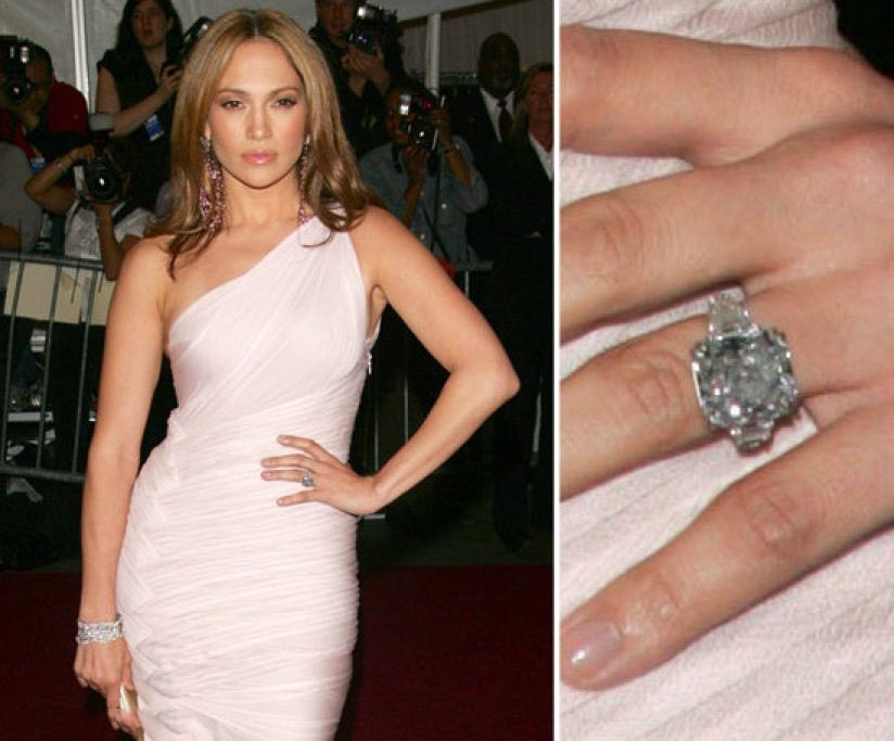 5 Most Expensive Celeb Engagement Rings Of All Time newsoholic
