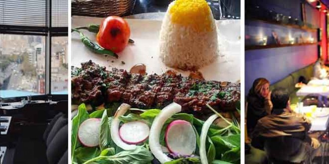 The most chic restaurants of tehran page 10 of 10 for Divan restaurant tehran