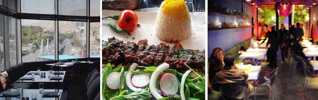The most chic restaurants of tehran newsoholic for Divan persian cuisine