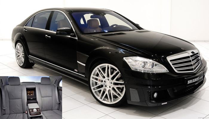 The most expensive state cars in the world page 3 of 11 for Most expensive mercedes benz
