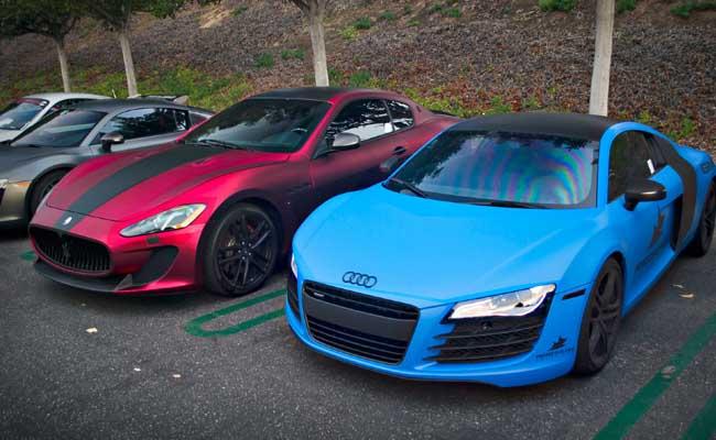 Top 9 Most Popular Car Colors - newsoholic