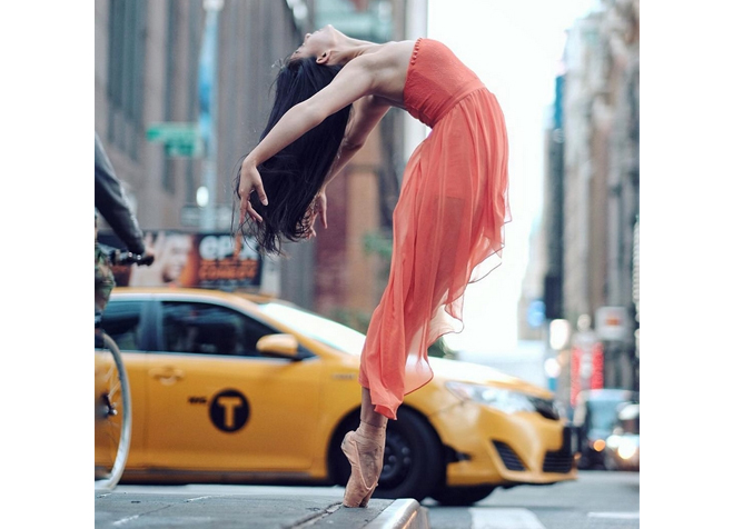 Photographer Omar Z. Robles: dance in a big city 86