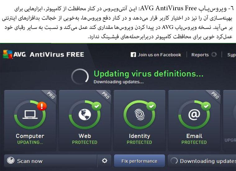 avg virus protection good